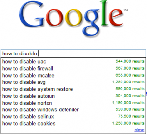 Keyword reserach-Google suggest