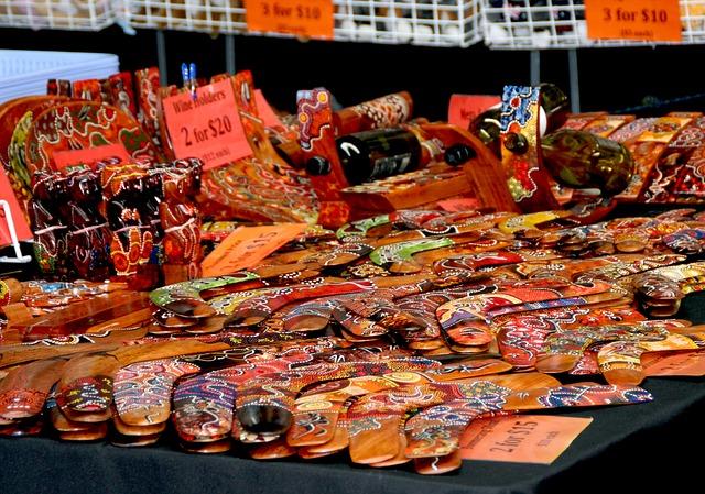 Boomerang, Victoria Market - Free image - 286542